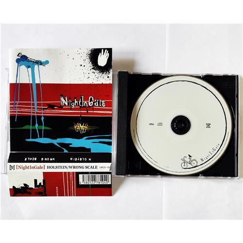 CD Audio  Holstein / Wrong Scale – NightInGale в Vinyl Play магазин LP и CD  08476