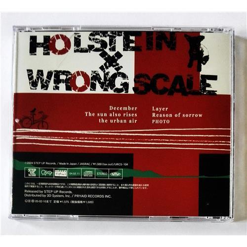 Картинка  CD Audio  Holstein / Wrong Scale – NightInGale в  Vinyl Play магазин LP и CD   08476 1