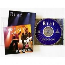 Riot – Shine On