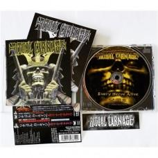 Ritual Carnage – Every Nerve Alive
