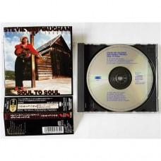 Stevie Ray Vaughan & Double Trouble – Soul To Soul
