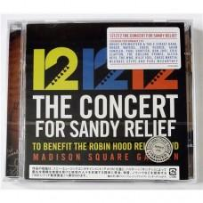 Various – 12 12 12 The Concert For Sandy Relief (To Benefit The Robin Hood Relief Fund)