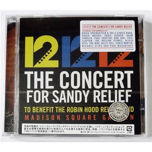 CD Audio  Various – 12 12 12 The Concert For Sandy Relief (To Benefit The Robin Hood Relief Fund) в Vinyl Play магазин LP и CD  08827