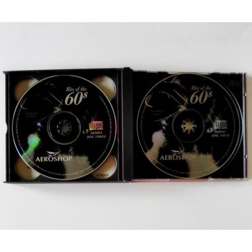 Картинка  CD Audio  Various – Hits Of The Sixties в  Vinyl Play магазин LP и CD   09990 2