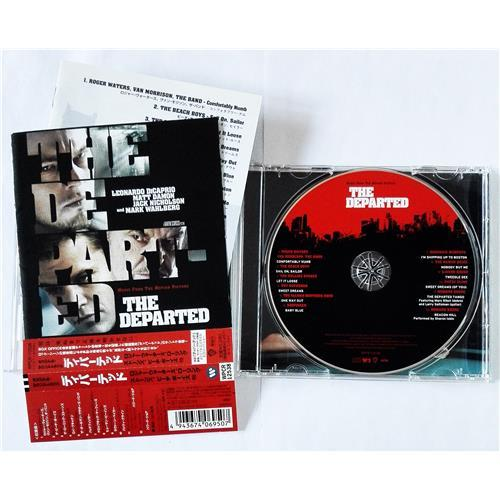CD Audio  Various – Music From The Motion Picture The Departed в Vinyl Play магазин LP и CD  08725