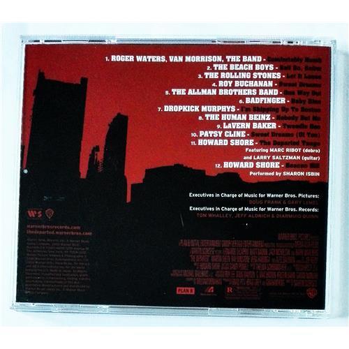 Картинка  CD Audio  Various – Music From The Motion Picture The Departed в  Vinyl Play магазин LP и CD   08725 1