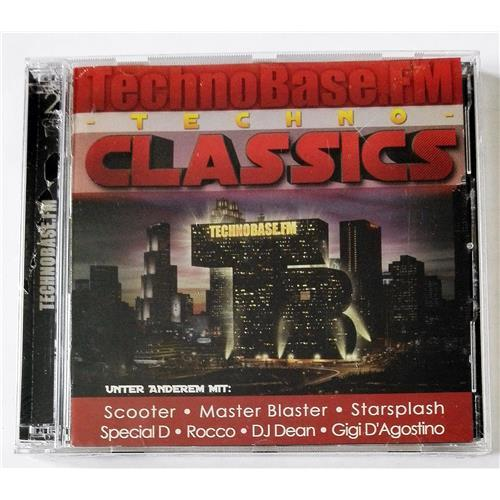 CD Audio  Various – TechnoBase.FM Techno Classics в Vinyl Play магазин LP и CD  08857