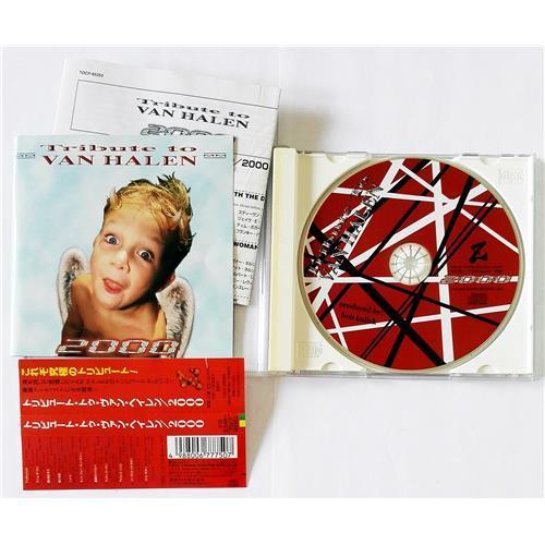 CD Audio  Various – Tribute To Van Halen / 2000 в Vinyl Play магазин LP и CD  08971