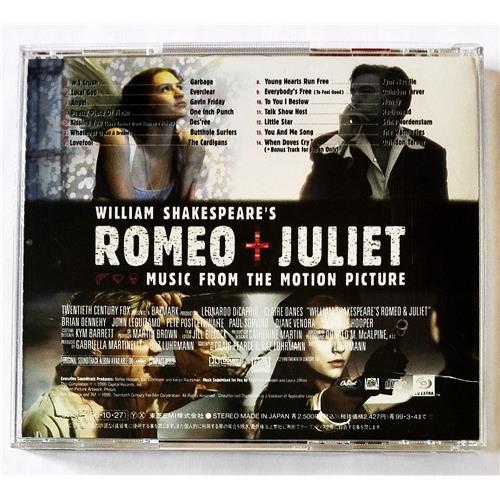 Картинка  CD Audio  Various – William Shakespeare's Romeo + Juliet (Music From The Motion Picture) в  Vinyl Play магазин LP и CD   08889 1