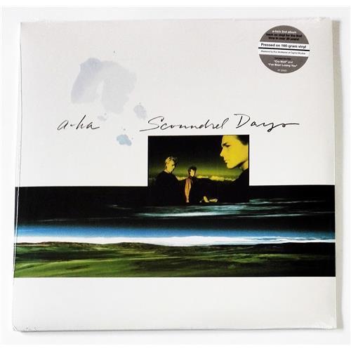 Виниловые пластинки  a-ha – Scoundrel Days / R1 25501 / Sealed в Vinyl Play магазин LP и CD  09349