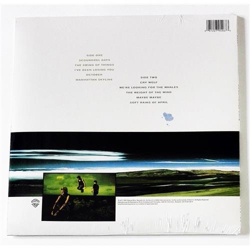 Картинка  Виниловые пластинки  a-ha – Scoundrel Days / R1 25501 / Sealed в  Vinyl Play магазин LP и CD   09349 1