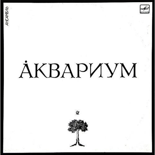 Виниловые пластинки  Аквариум – Aквариум / С60 25129 005 в Vinyl Play магазин LP и CD  01223