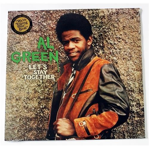 Виниловые пластинки  Al Green – Let's Stay Together / FPH1137-1 / Sealed в Vinyl Play магазин LP и CD  09335
