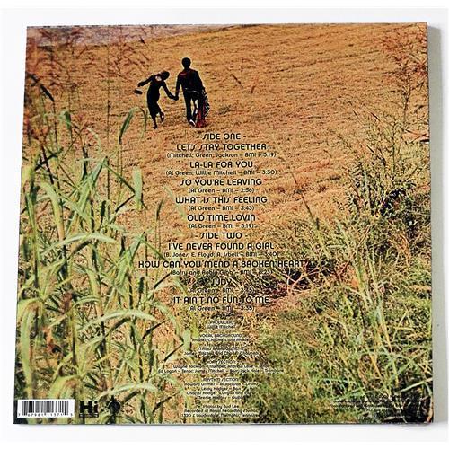 Картинка  Виниловые пластинки  Al Green – Let's Stay Together / FPH1137-1 / Sealed в  Vinyl Play магазин LP и CD   09335 1