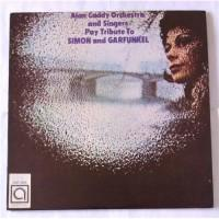 Alan Caddy Orchestra & Singers – Alan Caddy Orchestra And Singers Pay Tribute To Simon And Garfunkel / AVE066