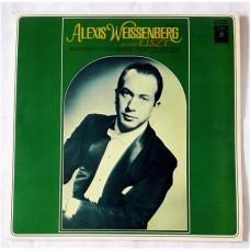 Alexis Weissenberg – Liszt: Piano Sonata In B Minor / Trois Sonnets De Petrarque / AA-8335