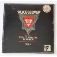 Alice Cooper – Live At The Apollo Theatre, Glasgow // 19.02.82 / LTD / R1 599976 / Sealed