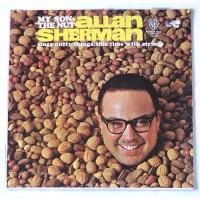 Allan Sherman – My Son, The Nut / W 1501