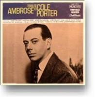 Ambrose – Tribute To Cole Porter / GNP-9004