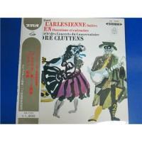 Andre Cluytens – Bizet: L'Ariesienne Suite And Carmen Ouverture Et Entractes / AA 7241