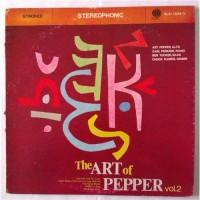 Art Pepper Quartet – The Art Of Pepper Vol. 2 / ULS-1534-V