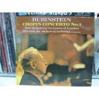 Arthur Rubinstein, Stanislaw Skrowaczewski, The New Symphony Orchestra Of London – Chopin Concerto No. 1 / SHP-2101
