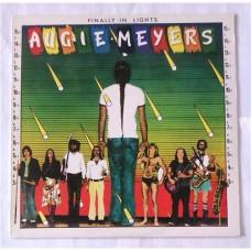 Augie Meyers – Finally In Lights / SNTF 803
