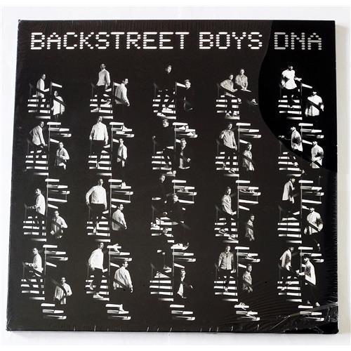 Виниловые пластинки  Backstreet Boys – DNA / 19075-89376-1 / Sealed в Vinyl Play магазин LP и CD  09075