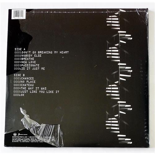 Картинка  Виниловые пластинки  Backstreet Boys – DNA / 19075-89376-1 / Sealed в  Vinyl Play магазин LP и CD   09075 1