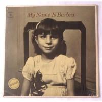 Barbra Streisand – My Name Is Barbra / CL 2336