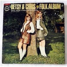 Betsy & Chris / The Folk Mates – Folk Album / CD-4013