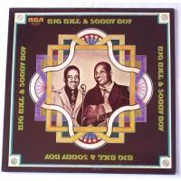Big Bill Broonzy & Sonny Boy Williamson – Big Bill & Sonny Boy / RA-5705