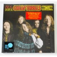 Big Brother & The Holding Company – Sex, Dope & Cheap Thrills / 19075863531 / Sealed