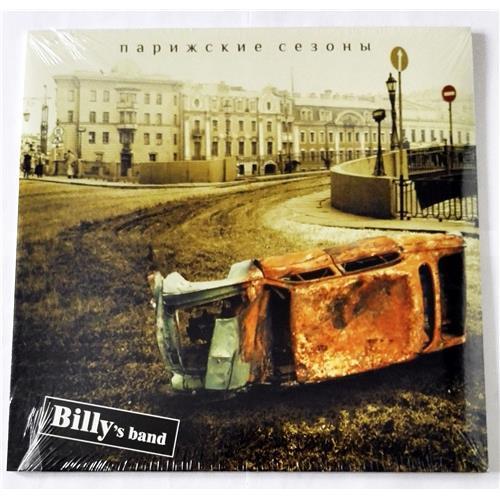 Виниловые пластинки  Billy's Band – Парижские Сезоны / LTD / ZBS004 / Sealed в Vinyl Play магазин LP и CD  08621