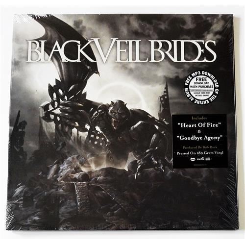Виниловые пластинки  Black Veil Brides – Black Veil Brides / B0022070-01 / Sealed в Vinyl Play магазин LP и CD  09329