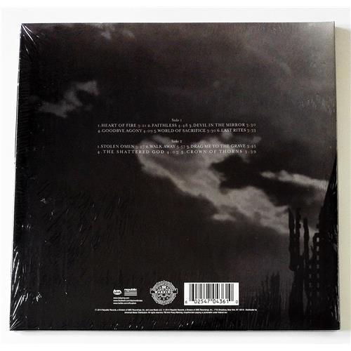 Картинка  Виниловые пластинки  Black Veil Brides – Black Veil Brides / B0022070-01 / Sealed в  Vinyl Play магазин LP и CD   09329 1