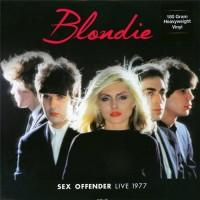 Blondie – Sex Offender Live 1977 / DOR2054H / Sealed