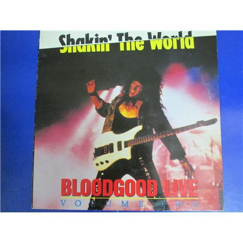 Виниловые пластинки  Bloodgood – Shakin' The World: Live Volume Two / RO 9220 в Vinyl Play магазин LP и CD  02027