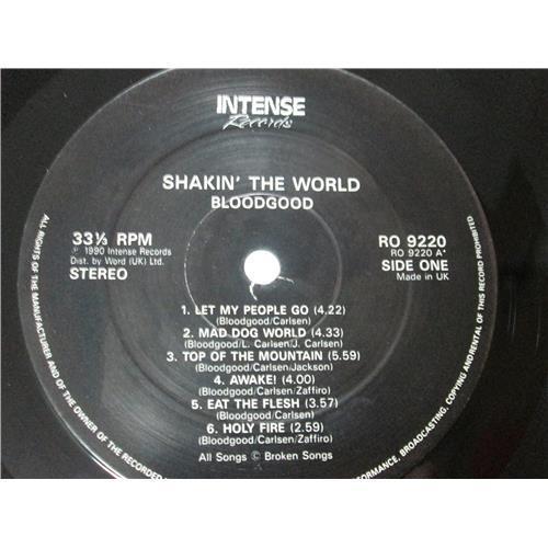 Картинка  Виниловые пластинки  Bloodgood – Shakin' The World: Live Volume Two / RO 9220 в  Vinyl Play магазин LP и CD   02027 2