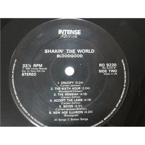 Картинка  Виниловые пластинки  Bloodgood – Shakin' The World: Live Volume Two / RO 9220 в  Vinyl Play магазин LP и CD   02027 3