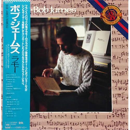 Виниловые пластинки  Bob James – Rameau / 28AP 2985 в Vinyl Play магазин LP и CD  00621
