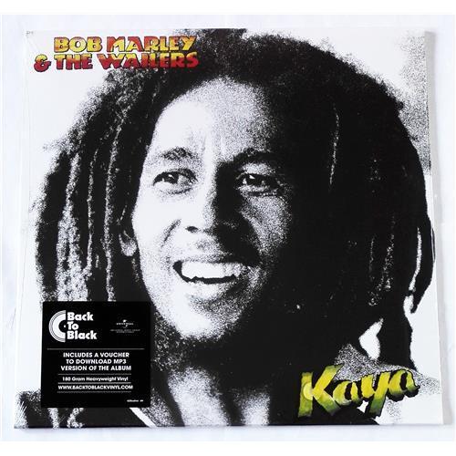 Виниловые пластинки  Bob Marley & The Wailers – Kaya / 602547276261 / Sealed в Vinyl Play магазин LP и CD  08802