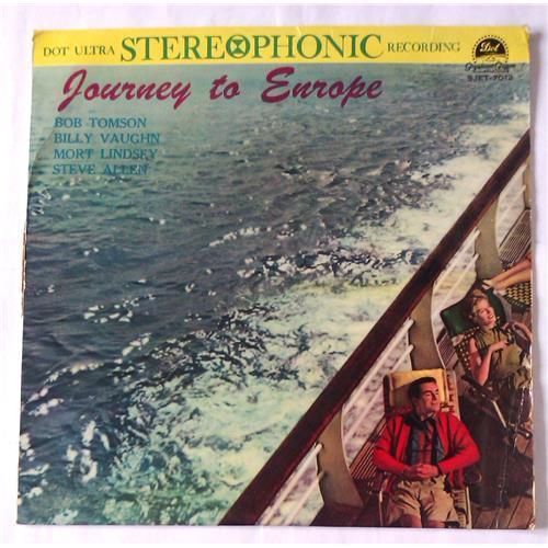Виниловые пластинки  Bob Tomson – Journey To Europe / SJET-7012 в Vinyl Play магазин LP и CD  05776