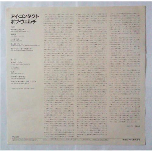Картинка  Виниловые пластинки  Bob Welch – Eye Contact / RPL-8207 в  Vinyl Play магазин LP и CD   04539 2
