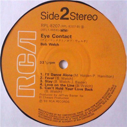 Картинка  Виниловые пластинки  Bob Welch – Eye Contact / RPL-8207 в  Vinyl Play магазин LP и CD   04539 5