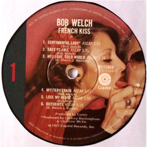 Картинка  Виниловые пластинки  Bob Welch – French Kiss / ST-11663 в  Vinyl Play магазин LP и CD   04698 4