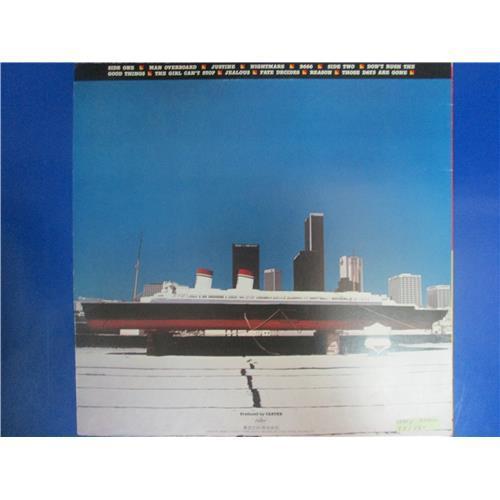 Картинка  Виниловые пластинки  Bob Welch – Man Overboard / ECS-81373 в  Vinyl Play магазин LP и CD   03481 1