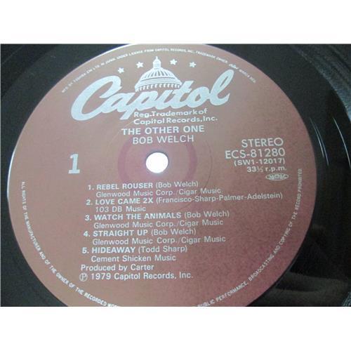 Картинка  Виниловые пластинки  Bob Welch – The Other One / ECS-81280 в  Vinyl Play магазин LP и CD   03496 4