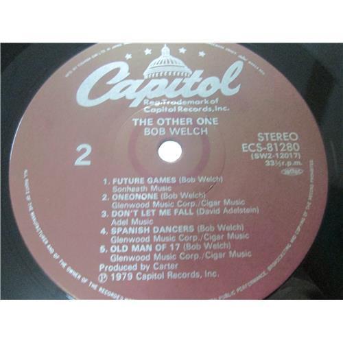 Картинка  Виниловые пластинки  Bob Welch – The Other One / ECS-81280 в  Vinyl Play магазин LP и CD   03496 5