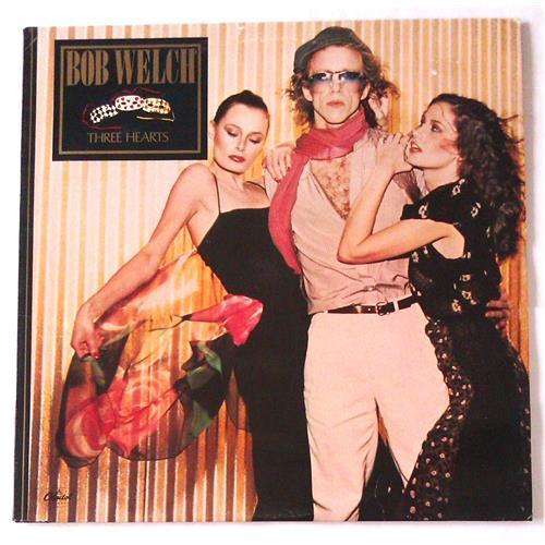 Виниловые пластинки  Bob Welch – Three Hearts / 7C 062-85807 в Vinyl Play магазин LP и CD  04913